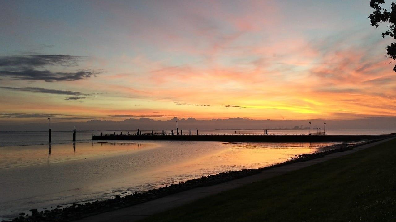 Emden Costa Holanda Alemania
