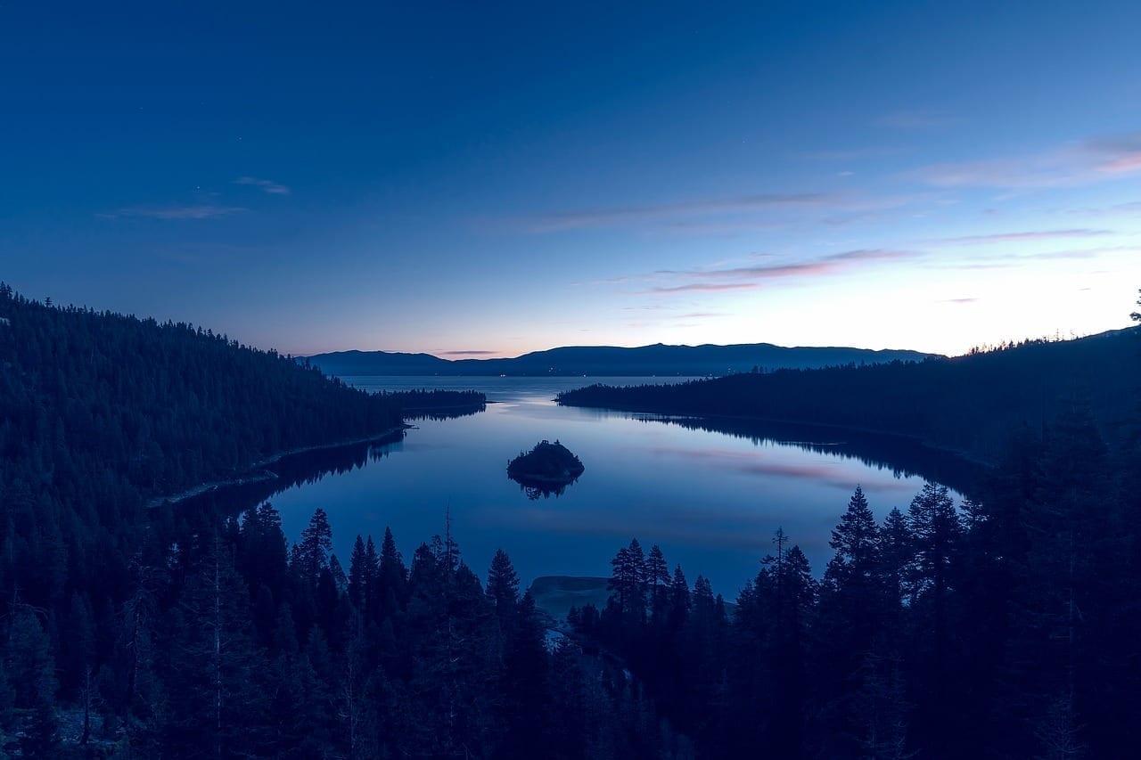 Emerald Bay Lake Tahoe California Australia