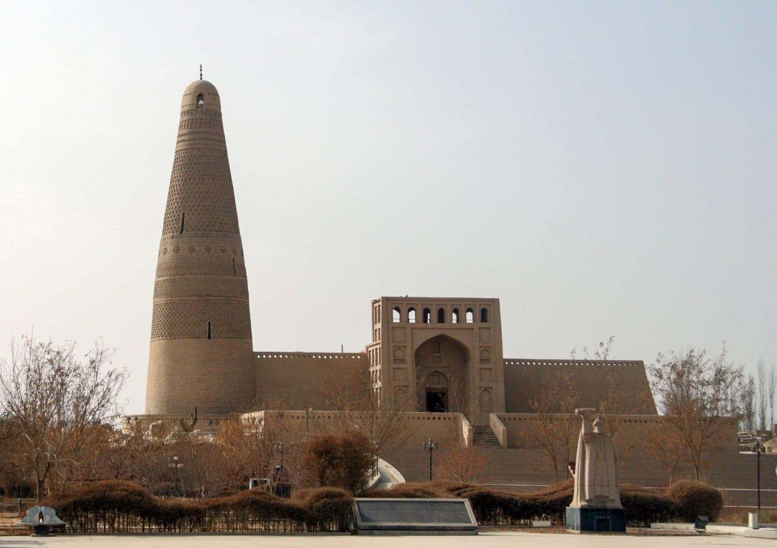 Emin Minaret Turfán China