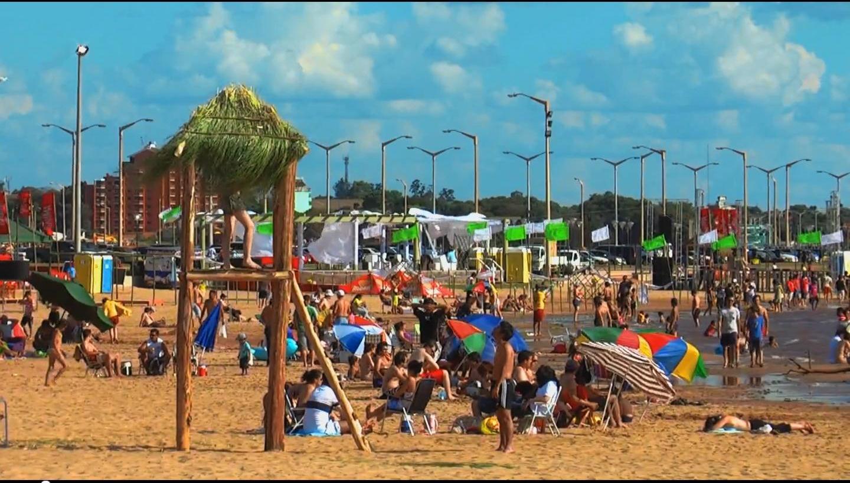 Encarnación's beach Encarnación Paraguay