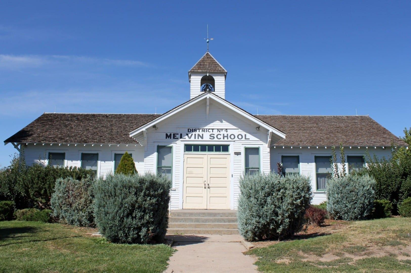 Escuela Melvin Aurora CO Estados Unidos