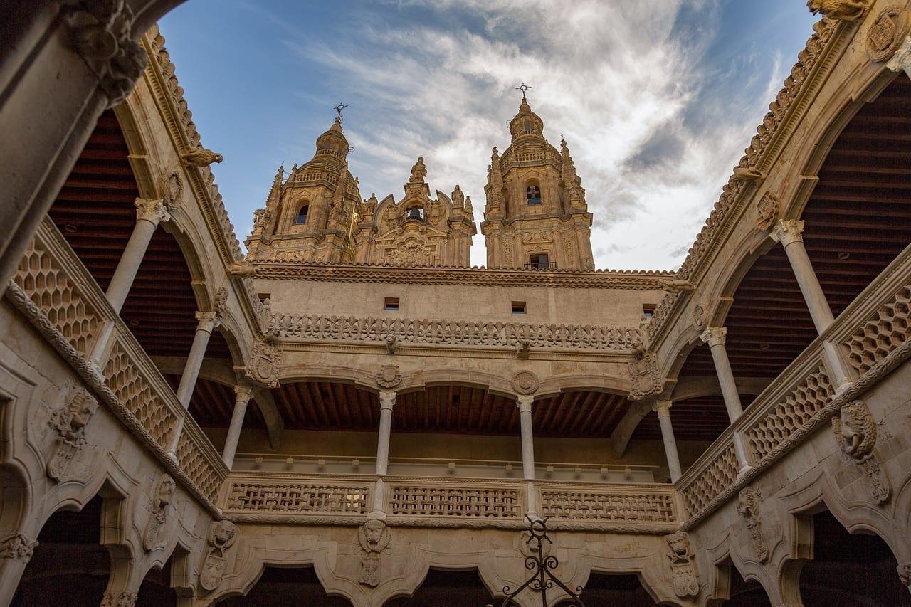 España Salamanca Arquitectura México