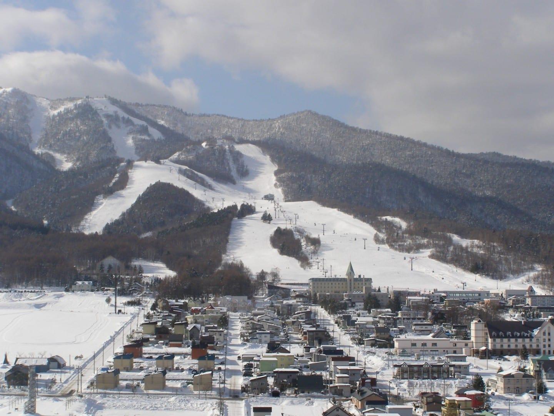 Estación de Nieve de Furano Furano Japón