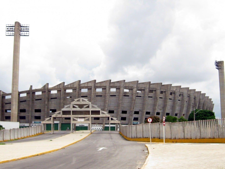 Estadio del Gobernador Alberto Tavares Silva Teresina Brasil