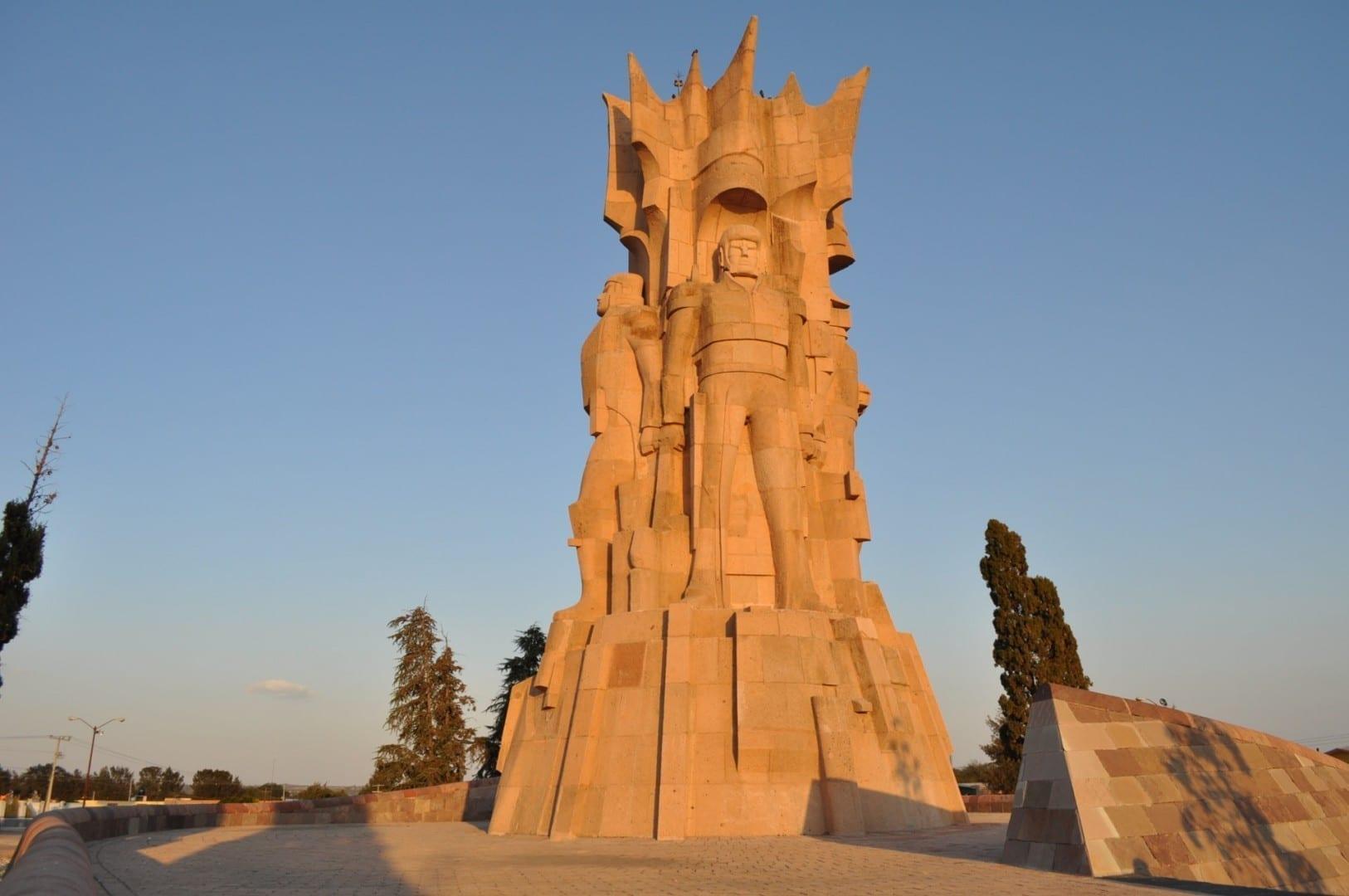Estatua de la Independencia Dolores Hidalgo México
