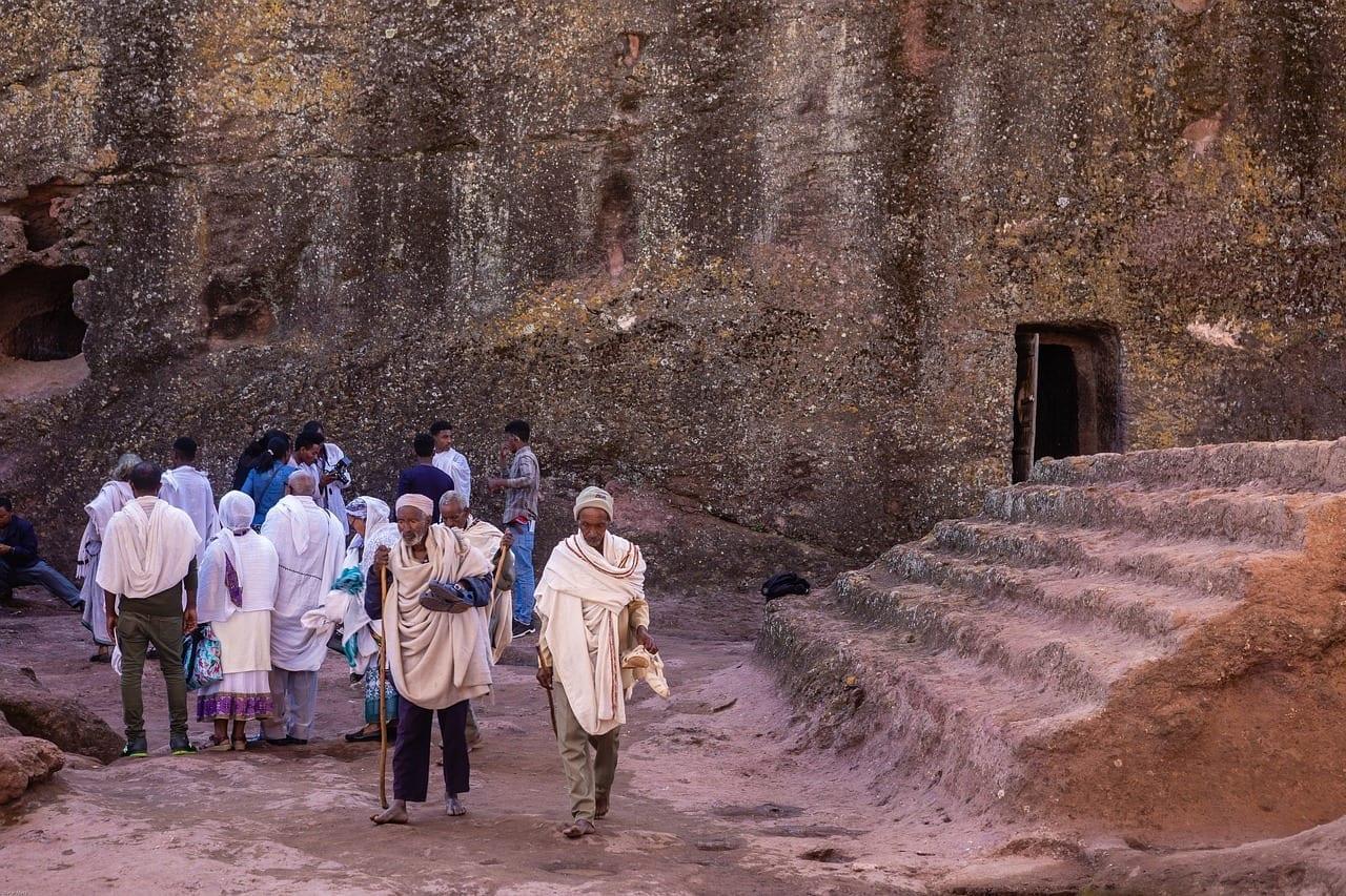 Etiopía Axum Lalibela Etiopía