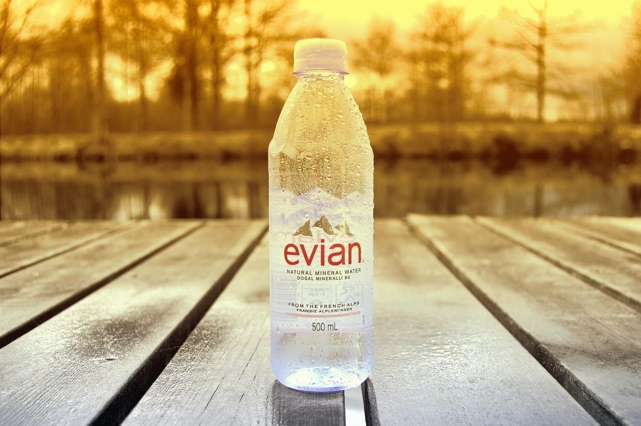 Evian Agua Todavía Grecia
