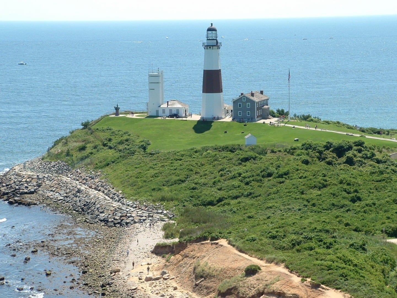 Faro de Montauk en Montauk, Long Island Long Island NJ Estados Unidos