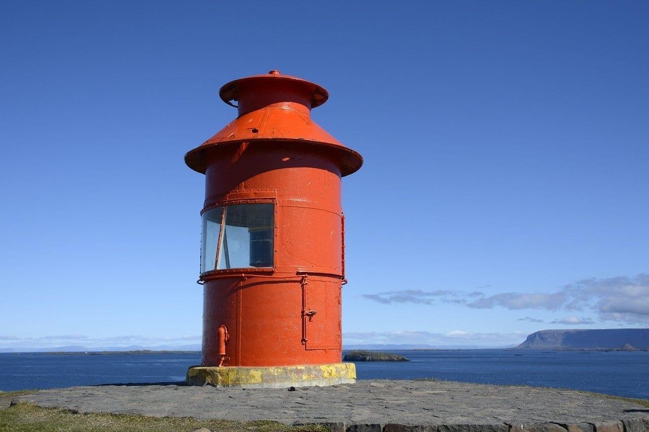 Faro Súgandisey Faro Stykkishólmur Islandia