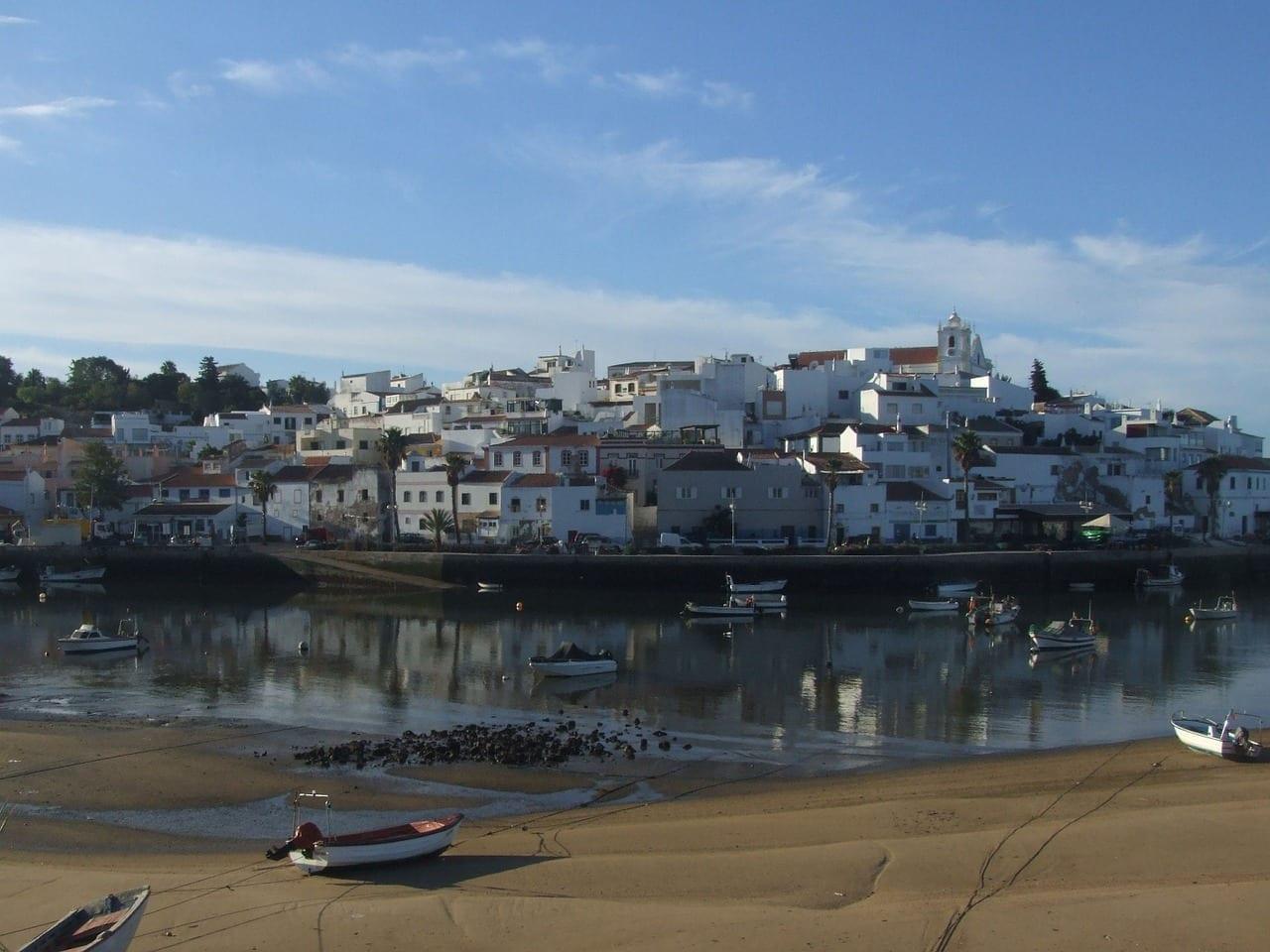 Ferragudo Portugal Aldea Portugal