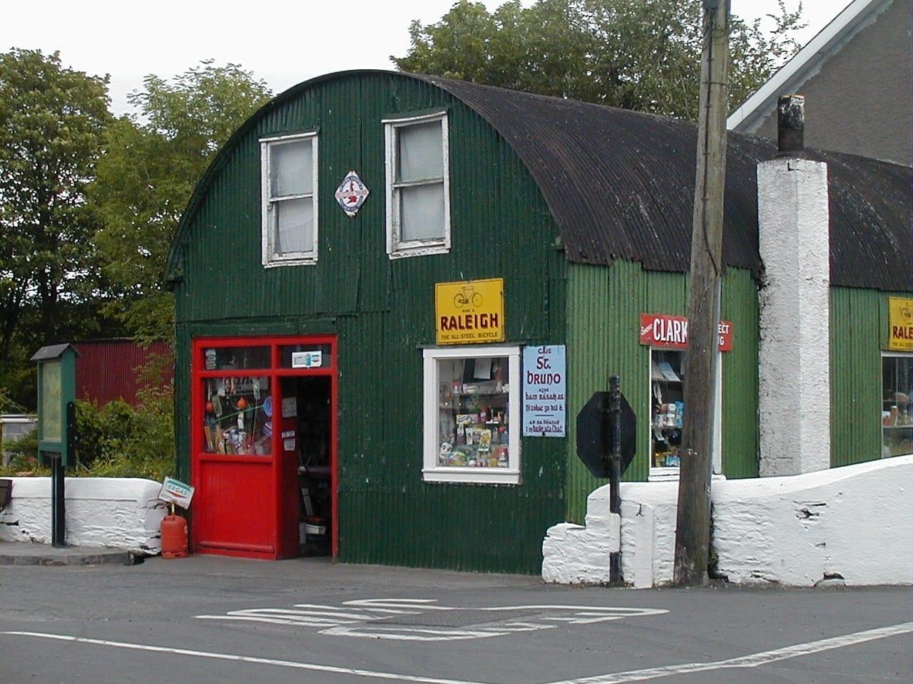 Ferretería, Inchigeelagh Macroom Irlanda
