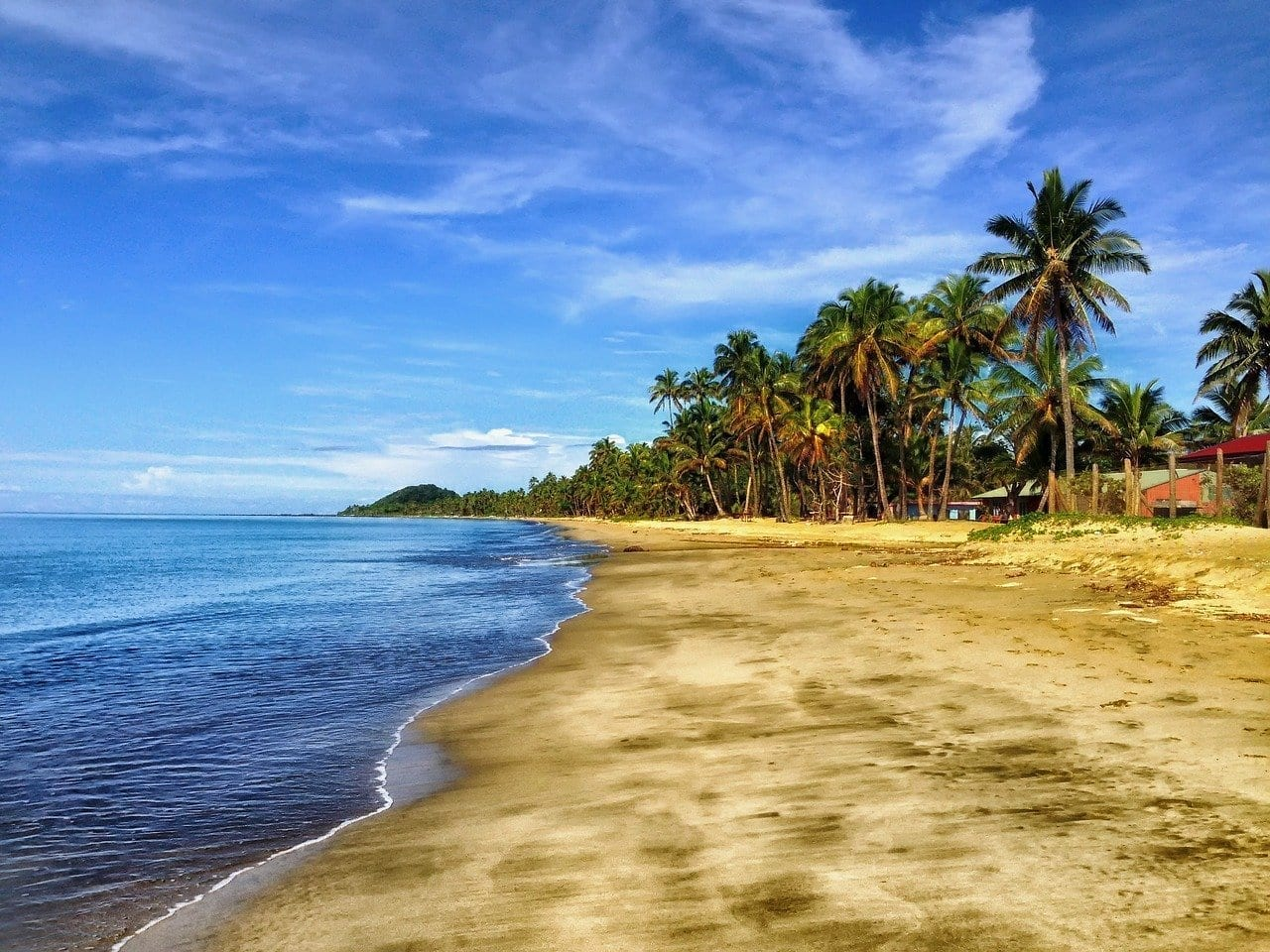 Fiji Playa Arena Fiyi