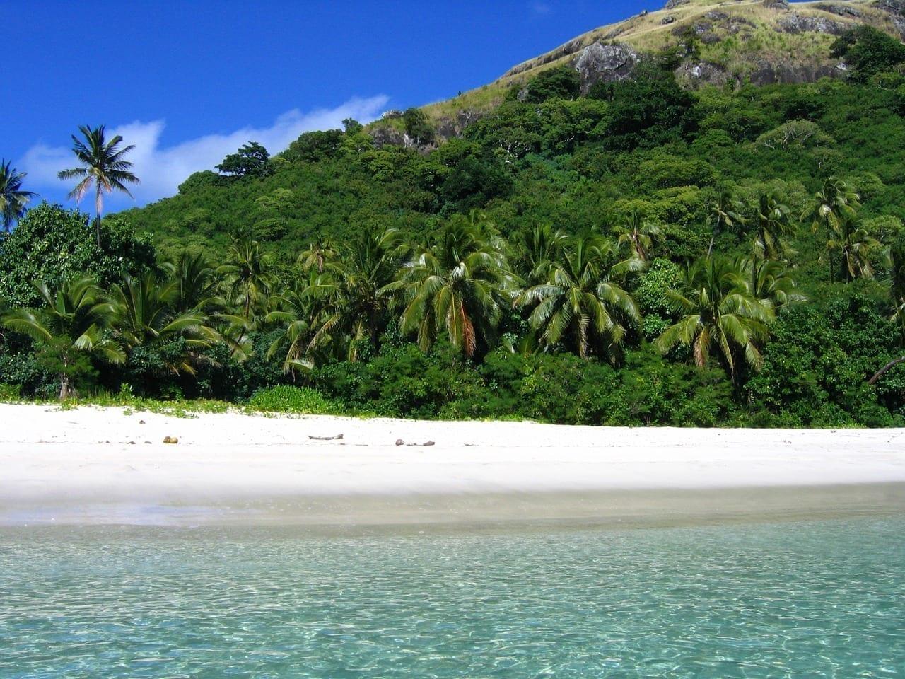 Fiji Playa Tropicales Fiyi