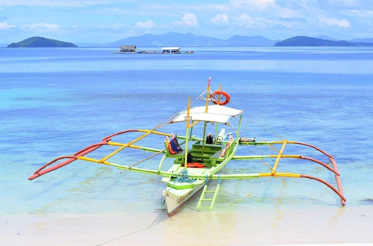 Filipinas Isla Palawan Filipinas