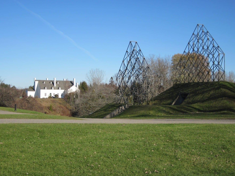 Forges du Saint-Maurice Sitio Histórico Nacional de Canadá Trois-Rivières Canadá