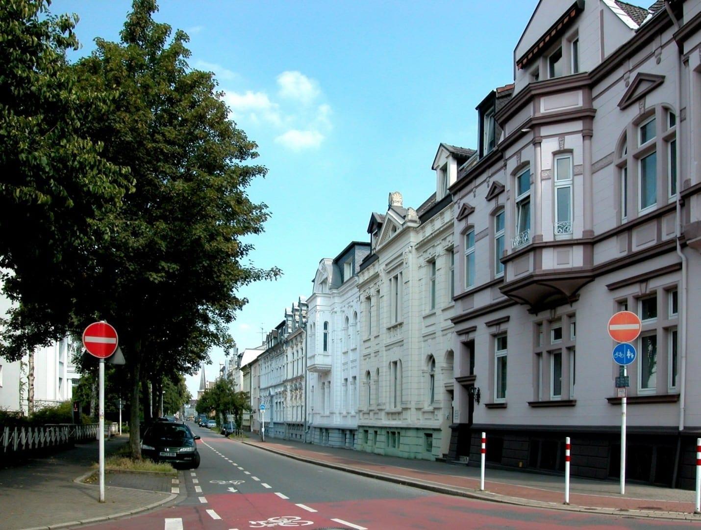 Friedrichstrasse Mülheim an der Ruhr Alemania