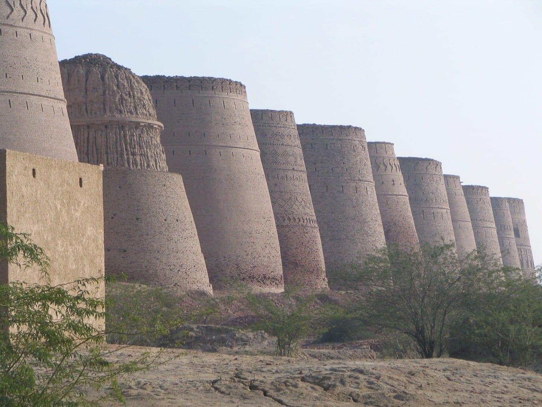 Fuerte Derawar Bahawalpur Pakistán