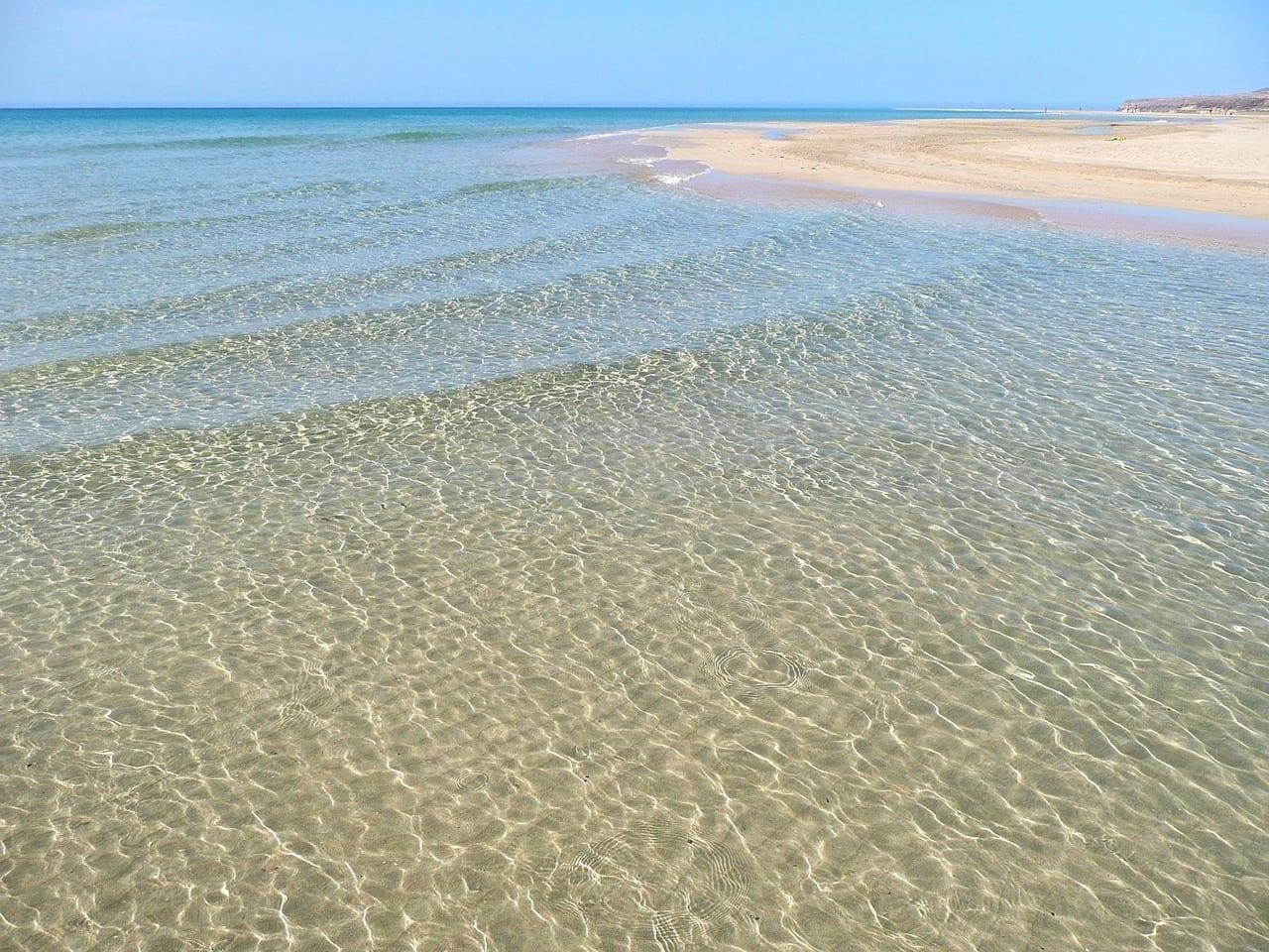 Fuerteventura Canario Agua España