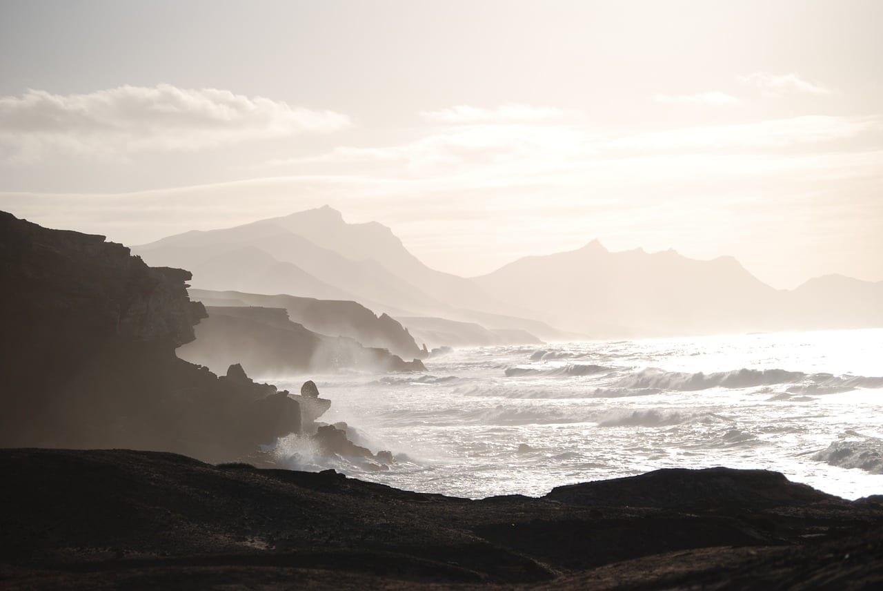 Fuerteventura Costa Mar España