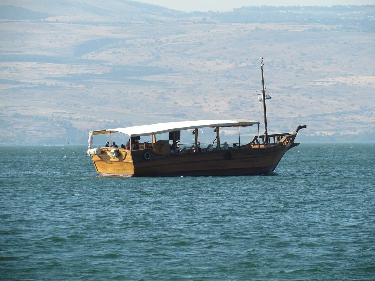 Galilea Barco Israel Israel