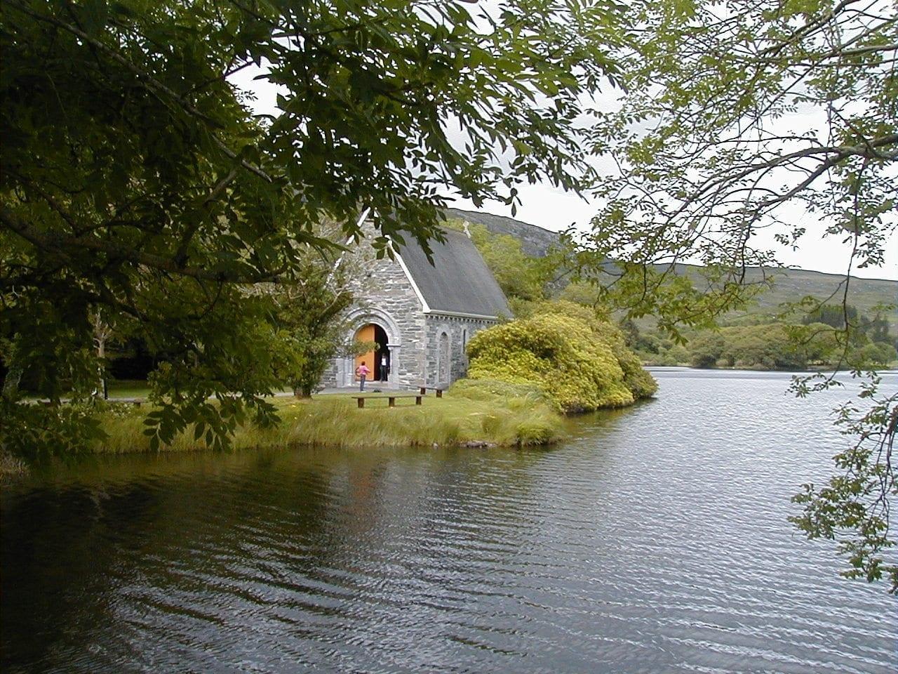 Gougane Barra Macroom Irlanda