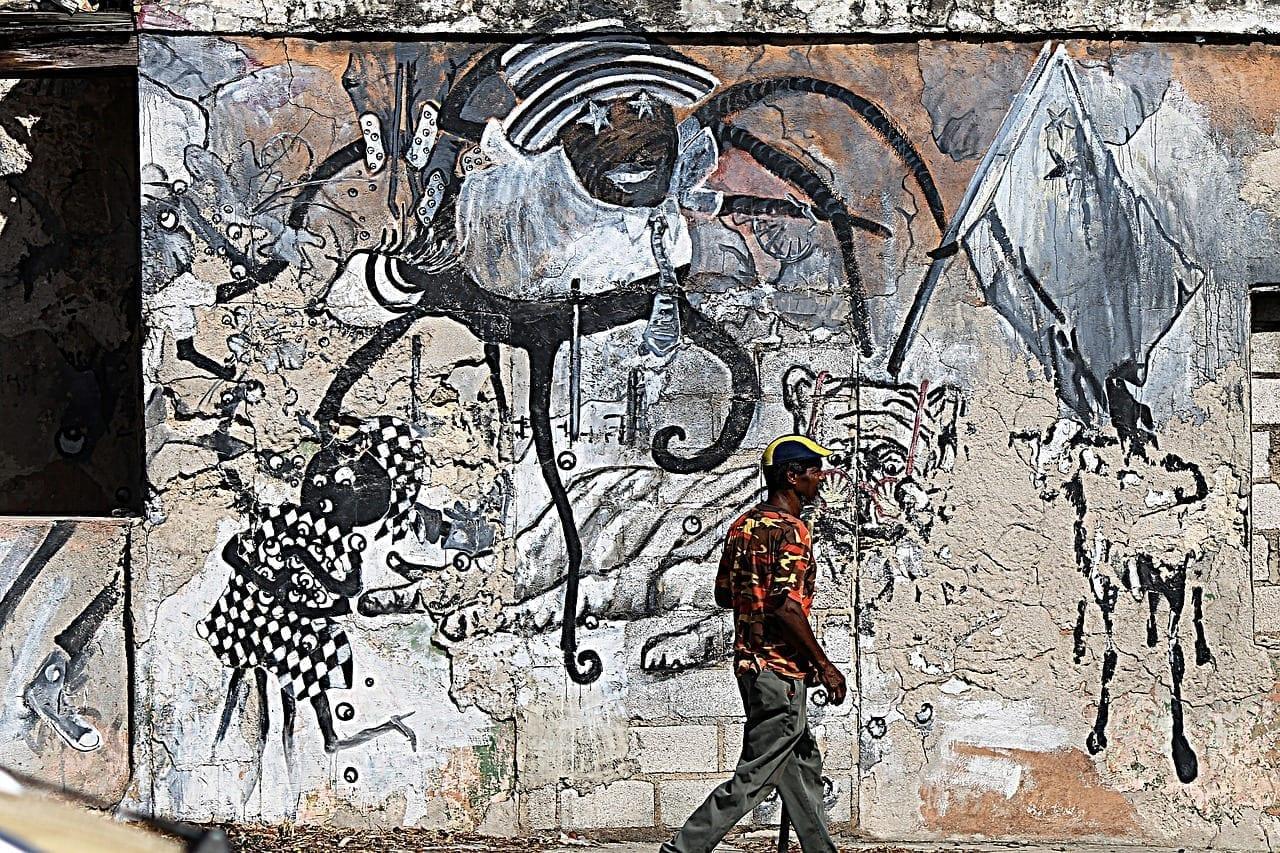 Graffiti Curazao Vistoso Curaçao