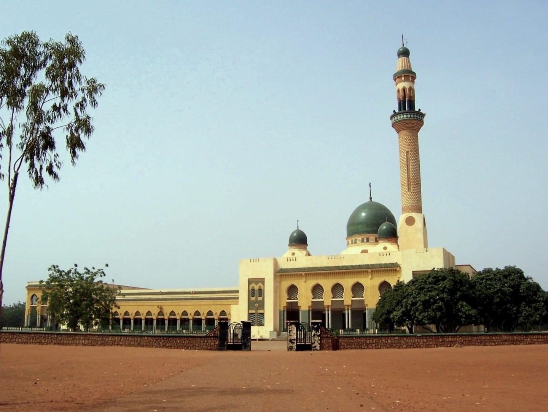 Gran Mezquita Niamey Níger