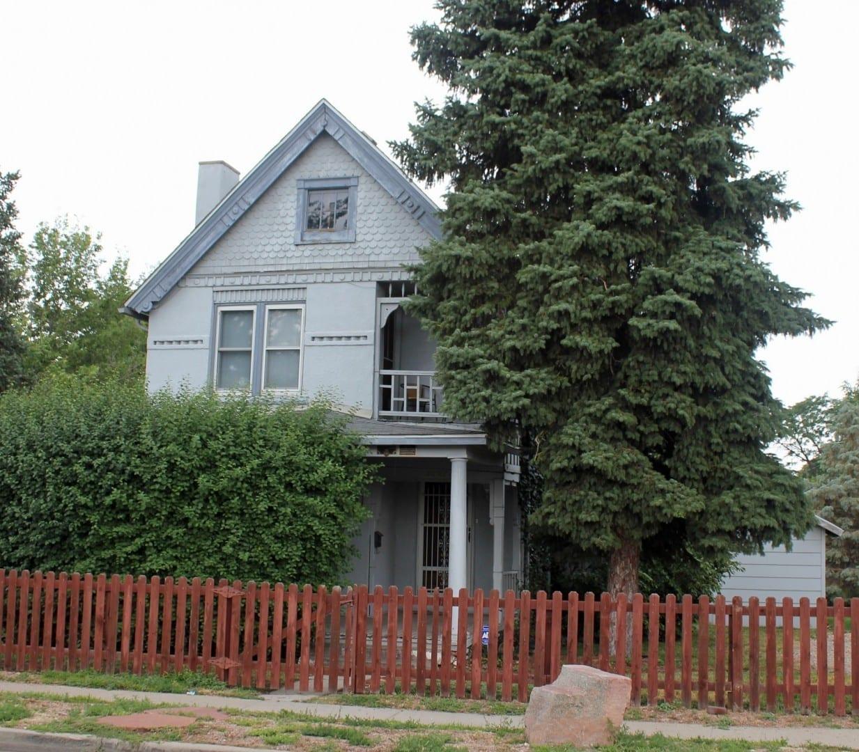 Granville Fuller House Aurora CO Estados Unidos
