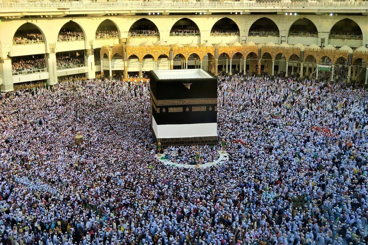 Guía Del Peregrino Meca Islam Arabia Saudí