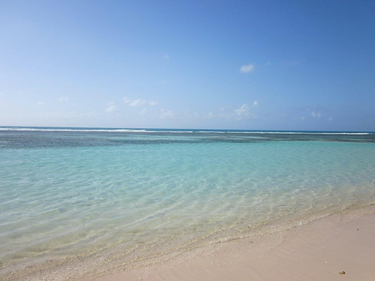 Guadalupe Caribe Las Antillas Menores España