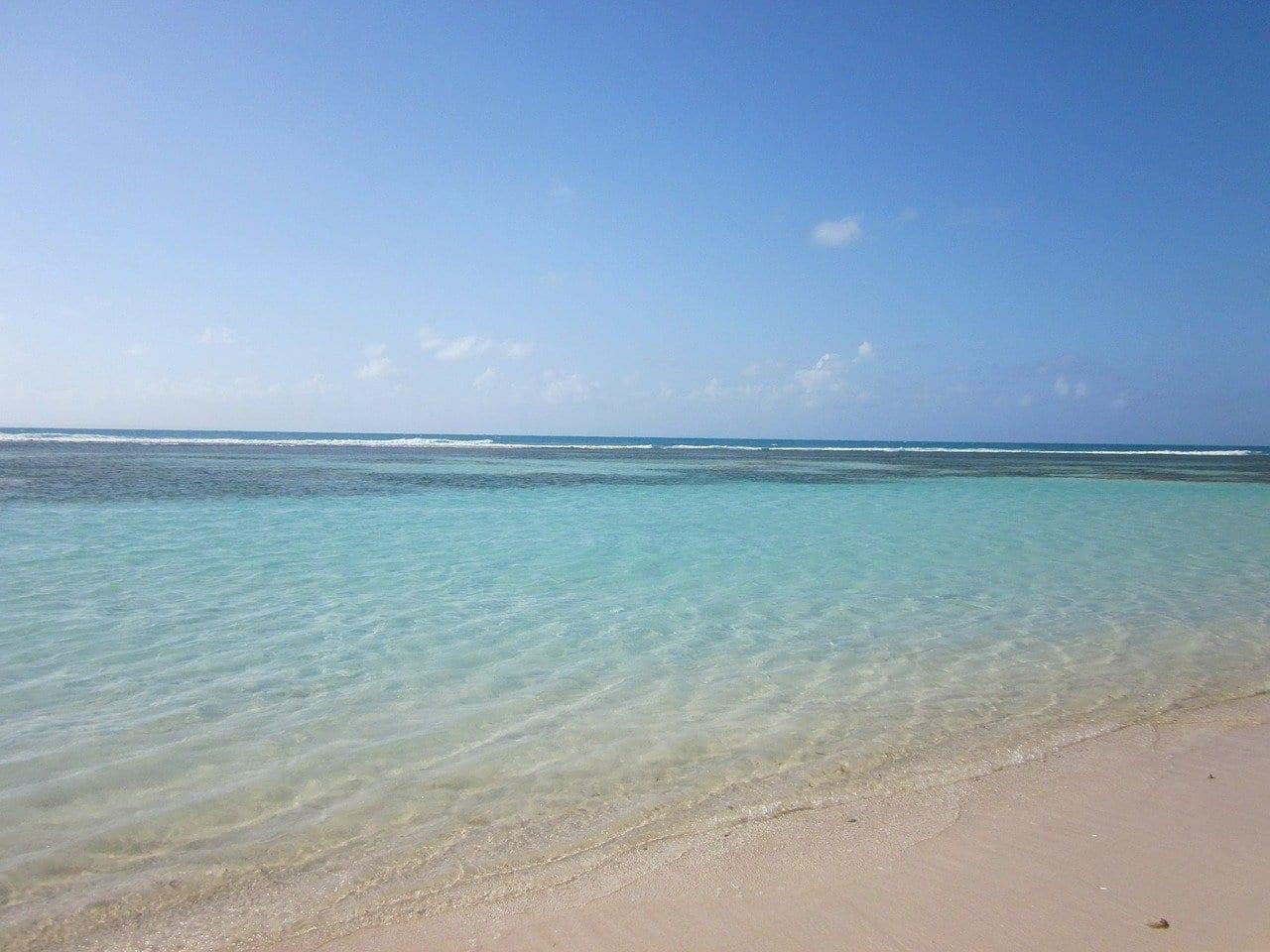 Guadalupe Caribe Las Antillas Menores Perú