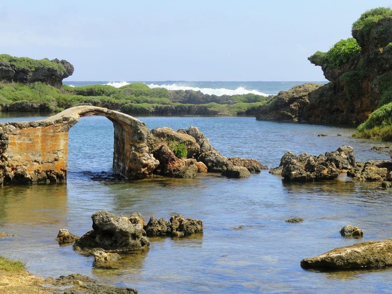 Guam Mar Océano Guam