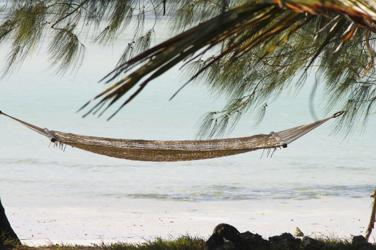 Hamaca Zanzíbar Vacaciones Tanzania