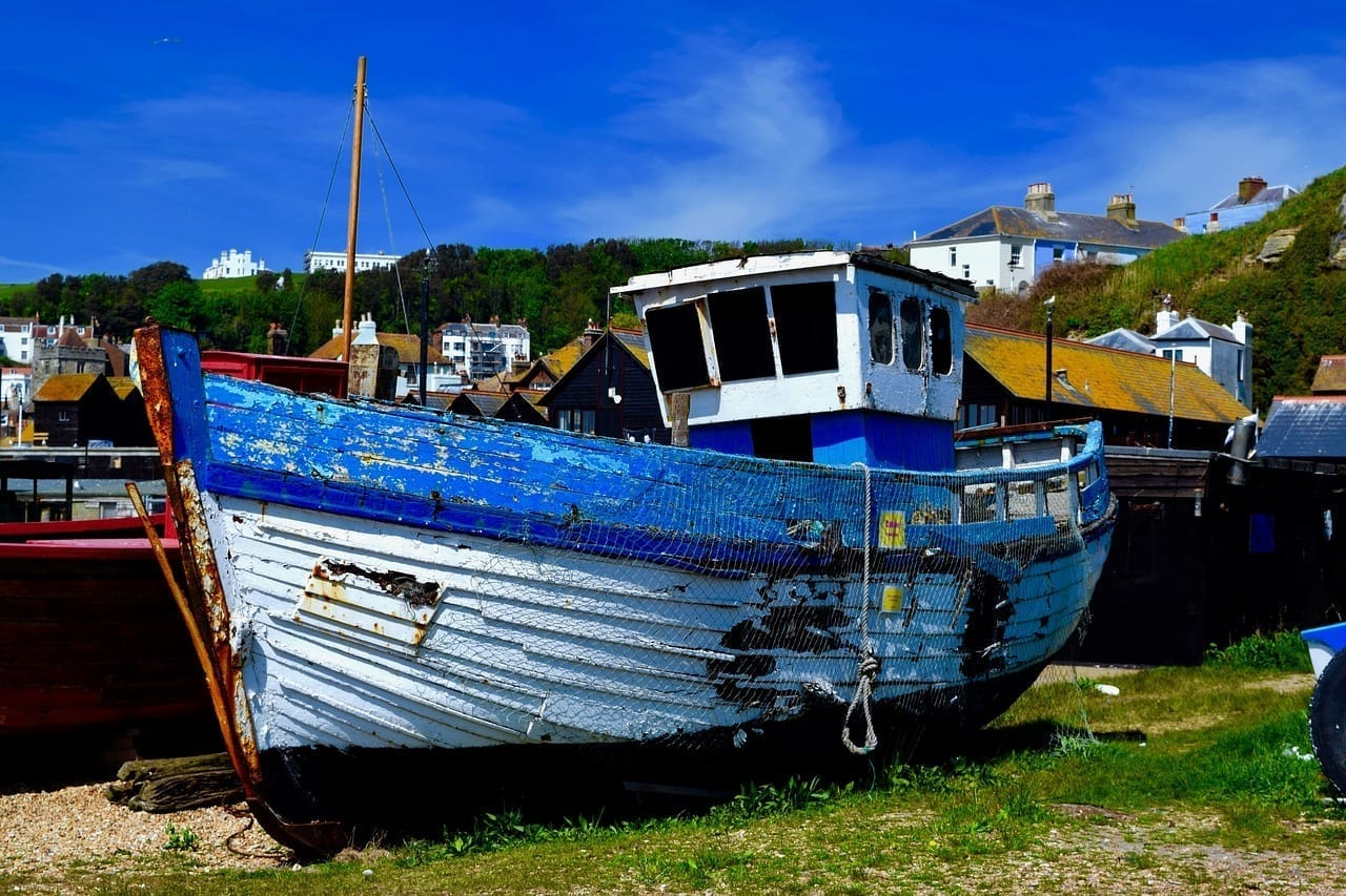 Hastings Barcos Bo Nueva Zelanda