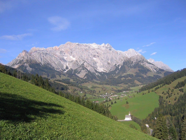 Hochkönig Schladming Austria