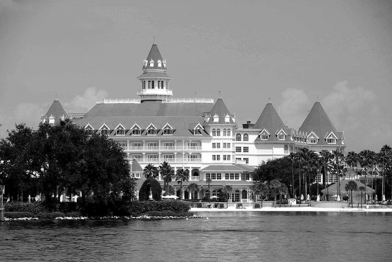 Hotel De Lujo Mundo De Disney Orlando Estados Unidos