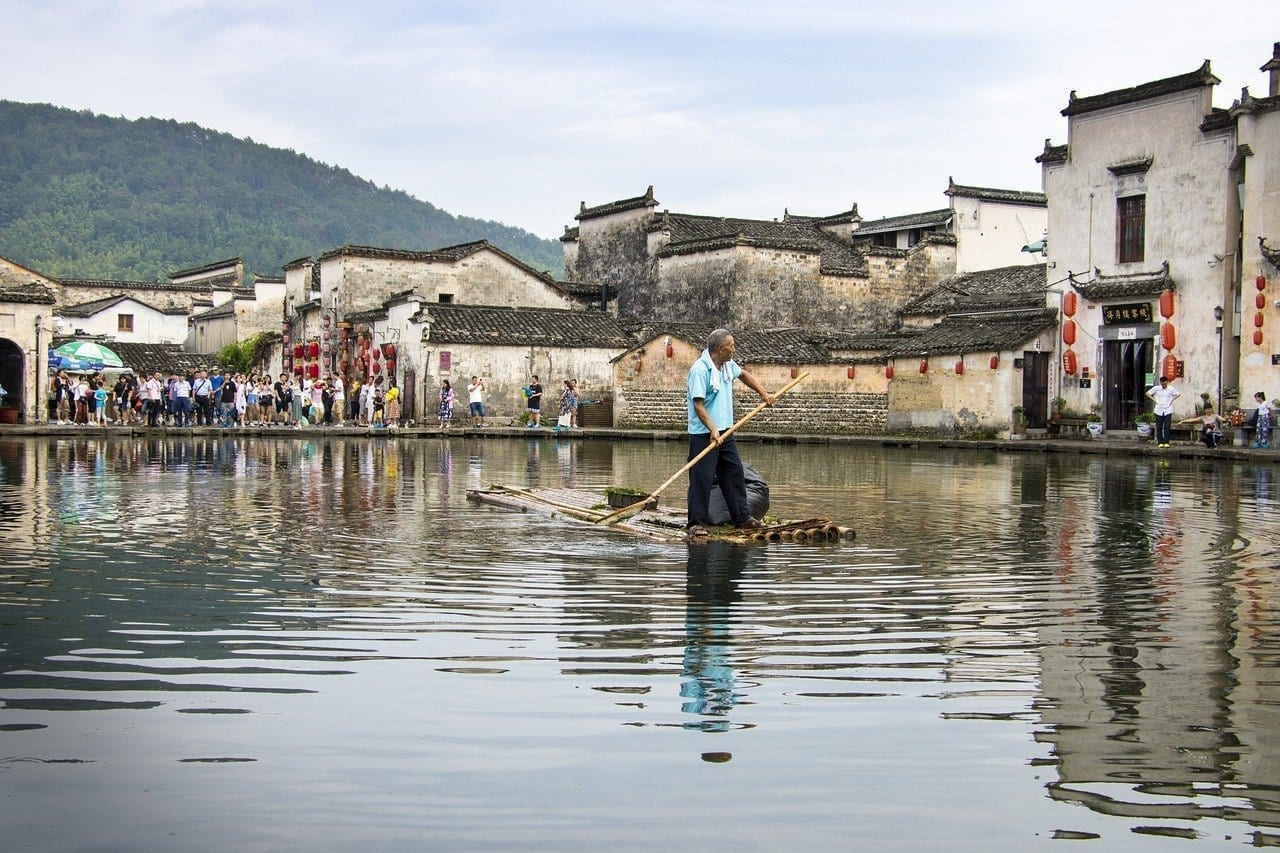 Huangshan Huizhou China China
