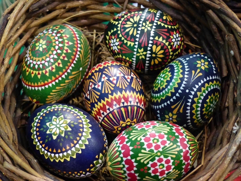 Huevos de Pascua sorianos Bautzen Alemania