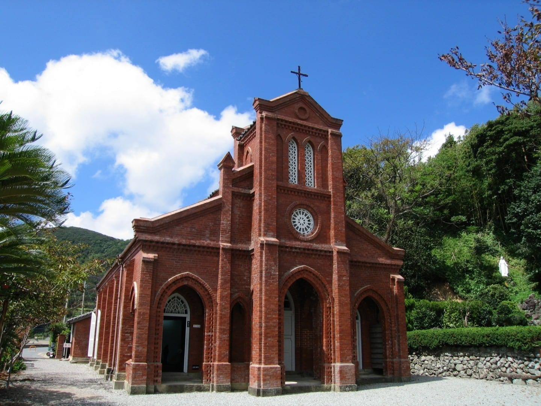 Iglesia de Douzaki Fukue Japón