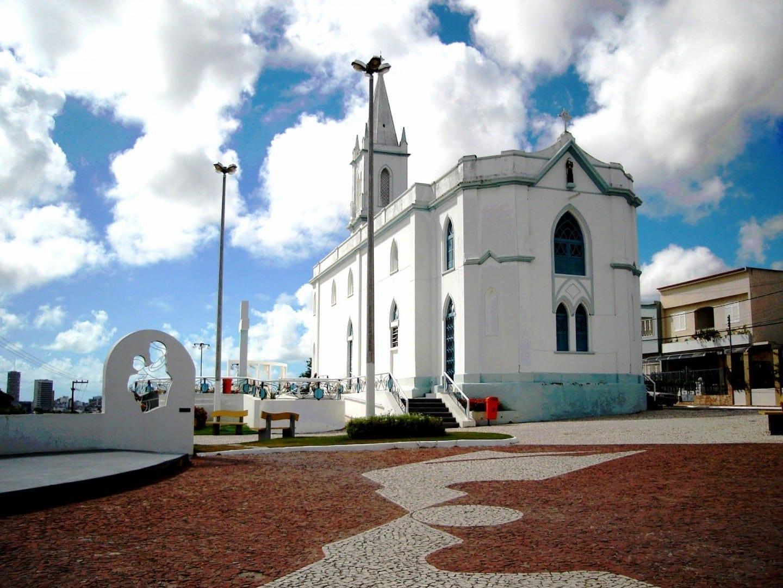 Iglesia de San Antonio Aracaju Brasil