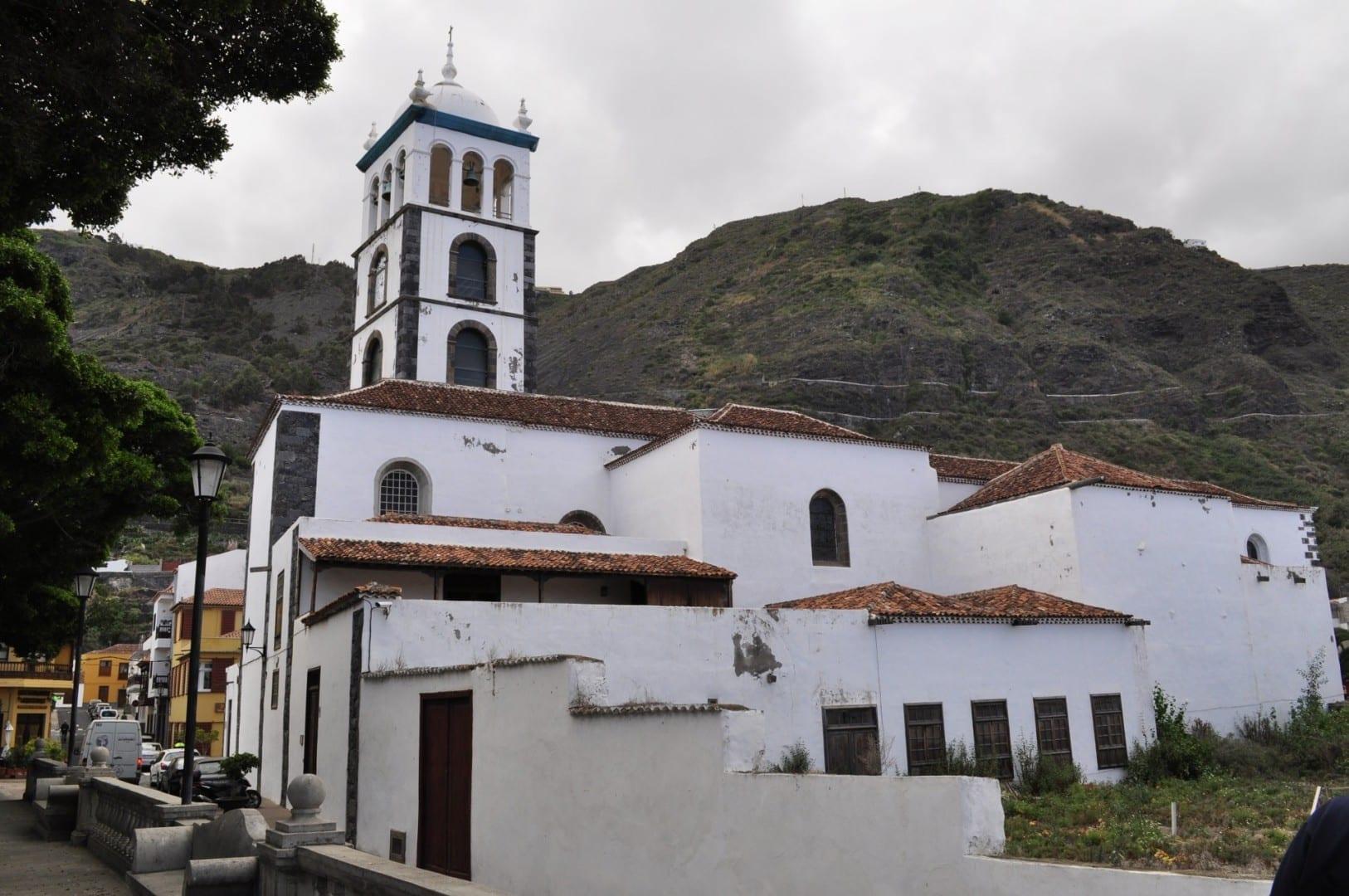 Iglesia de Santa Ana Garachico España