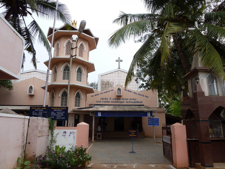 Iglesia del Niño Jesús Coimbatore India