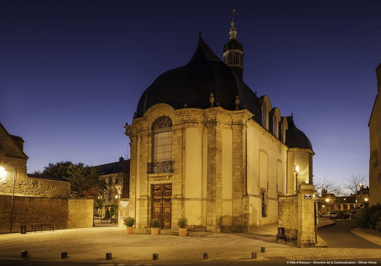 Iglesia Jesuita, Alençon Alenzón Francia