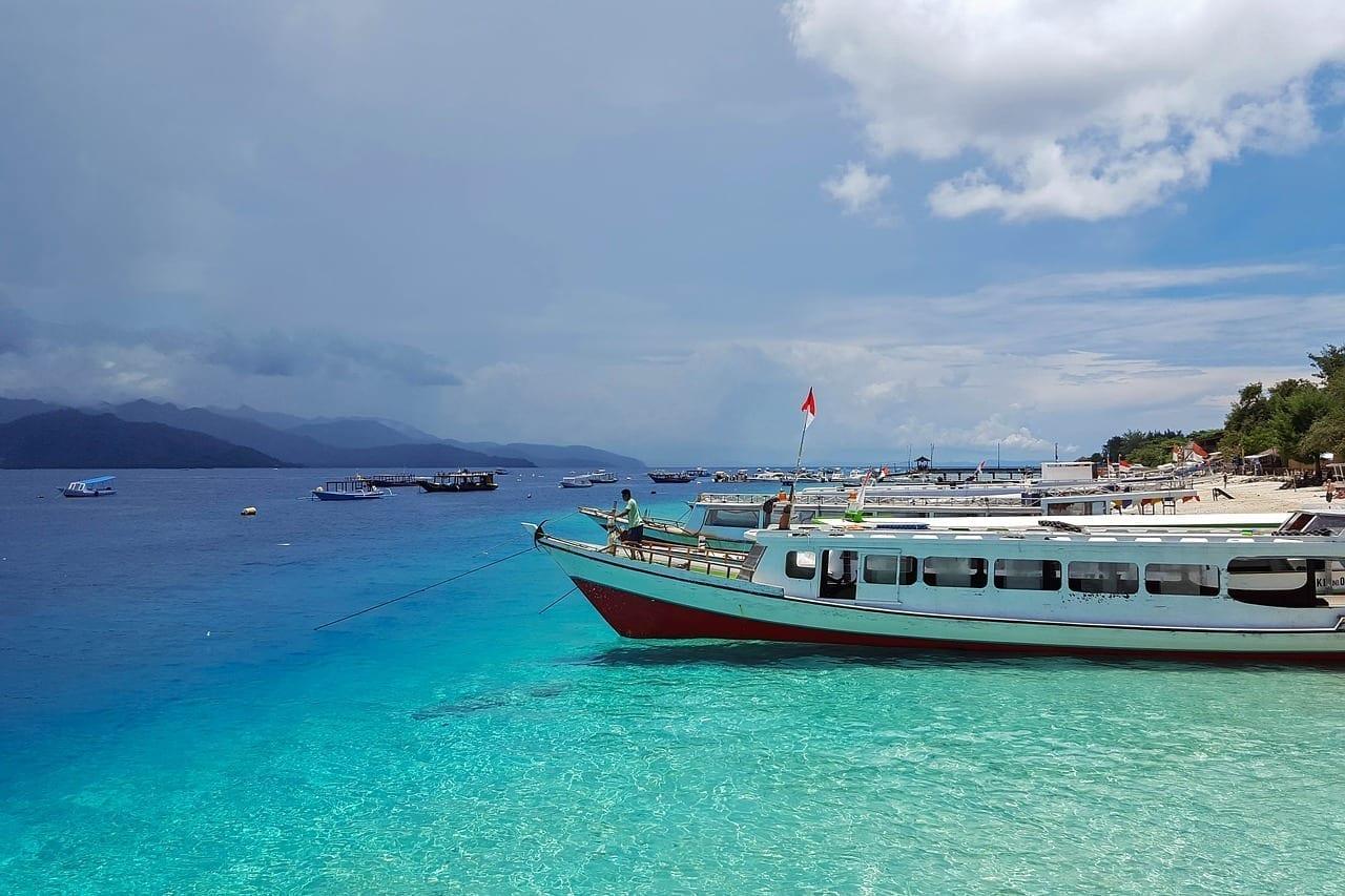 Indonesia De Viaje Islas Gili Indonesia