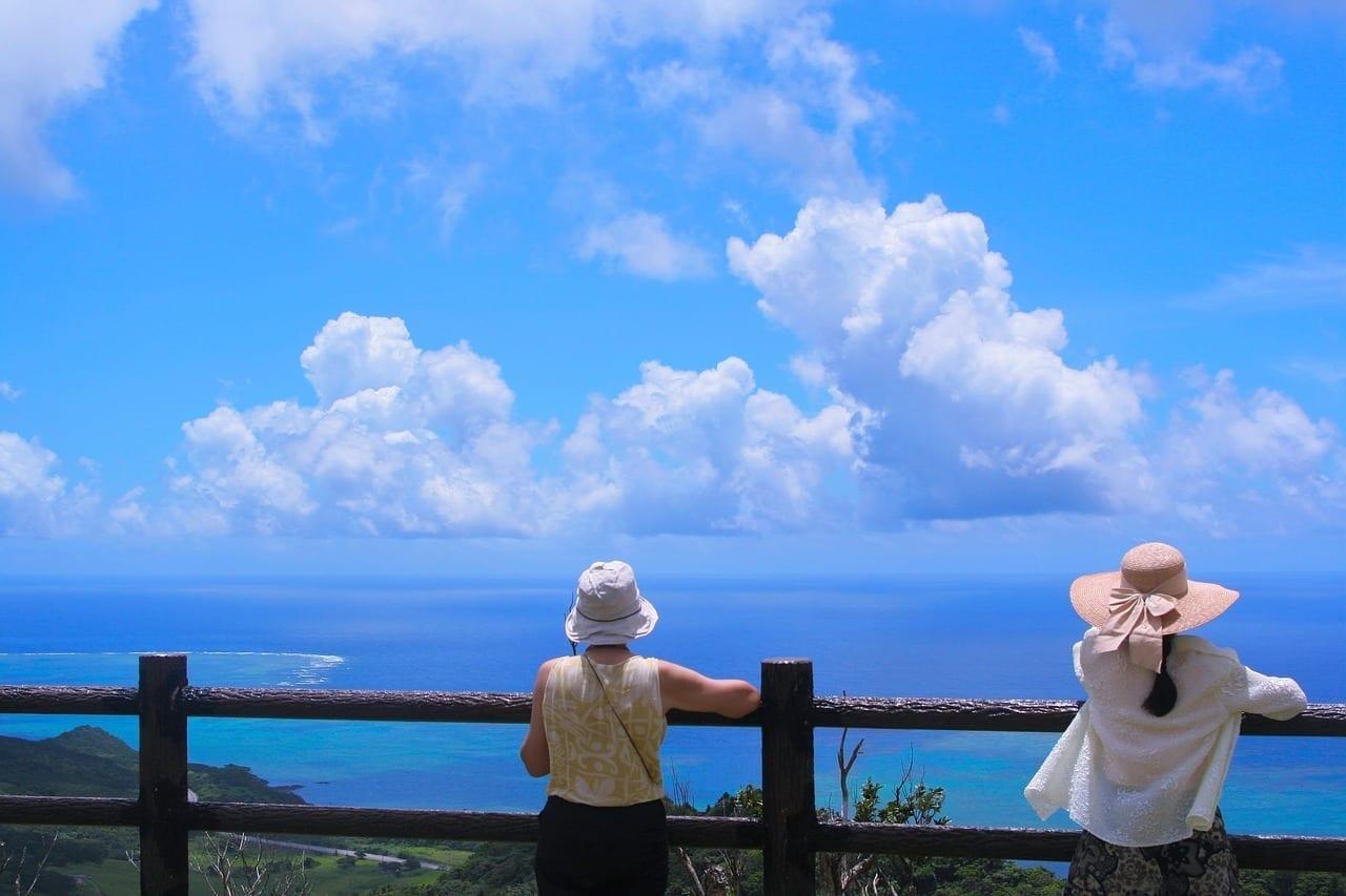 Ishigaki Island Arrecifes De Coral Hoja Japón