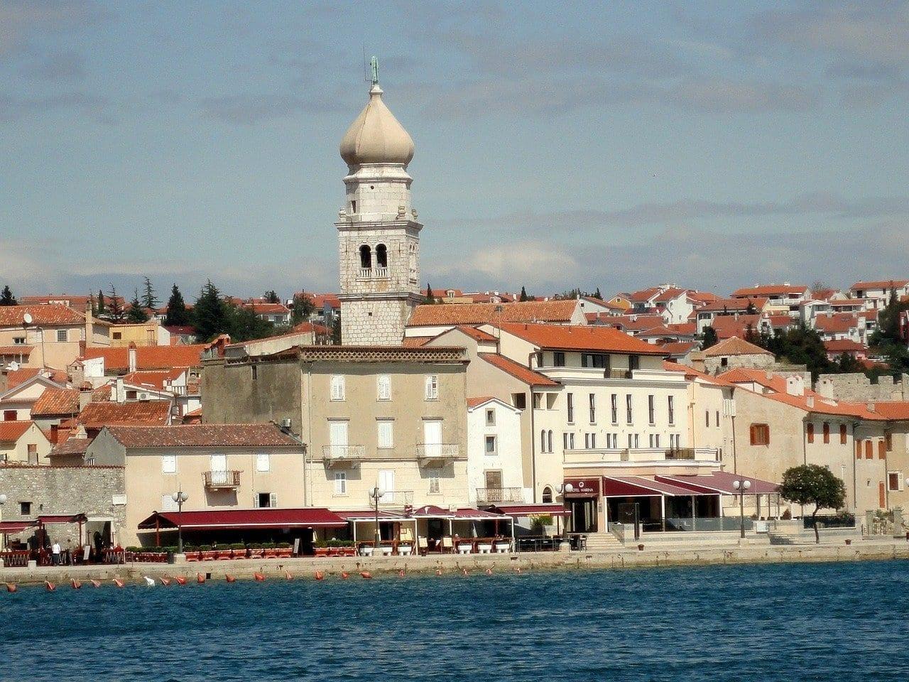Isla Istria Krk Croacia