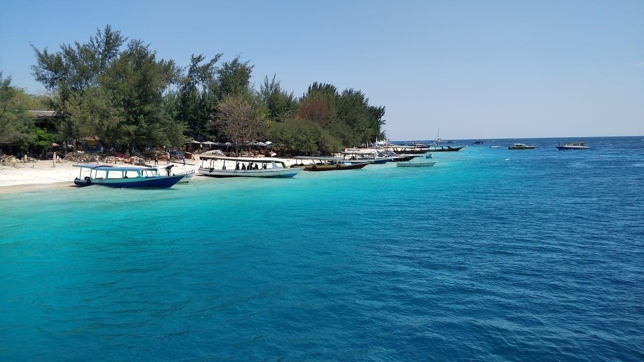 Isla Mar Gili Trawangan Indonesia
