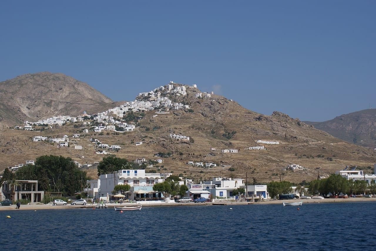 Isla Serifos Grecia Grecia