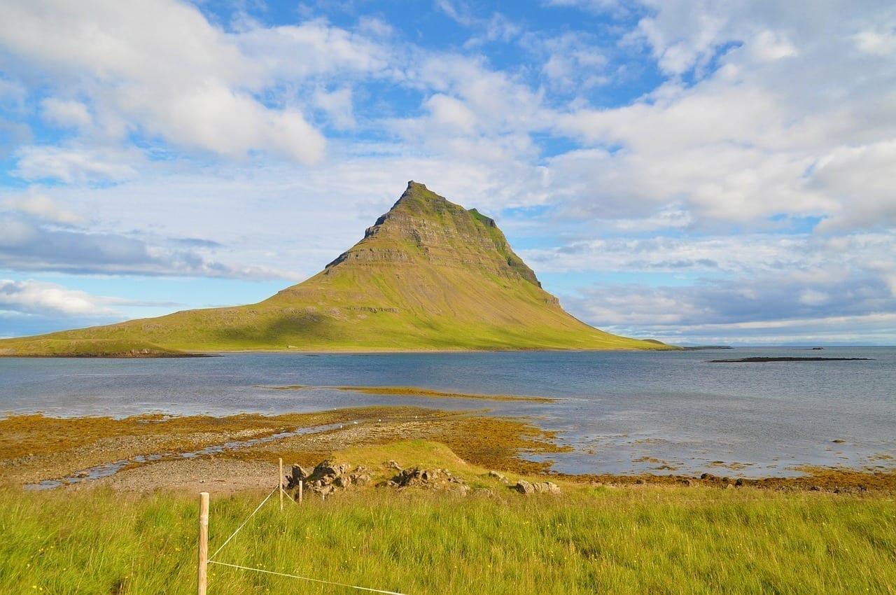 Islandia Grundarfjörður Montaña Islandia