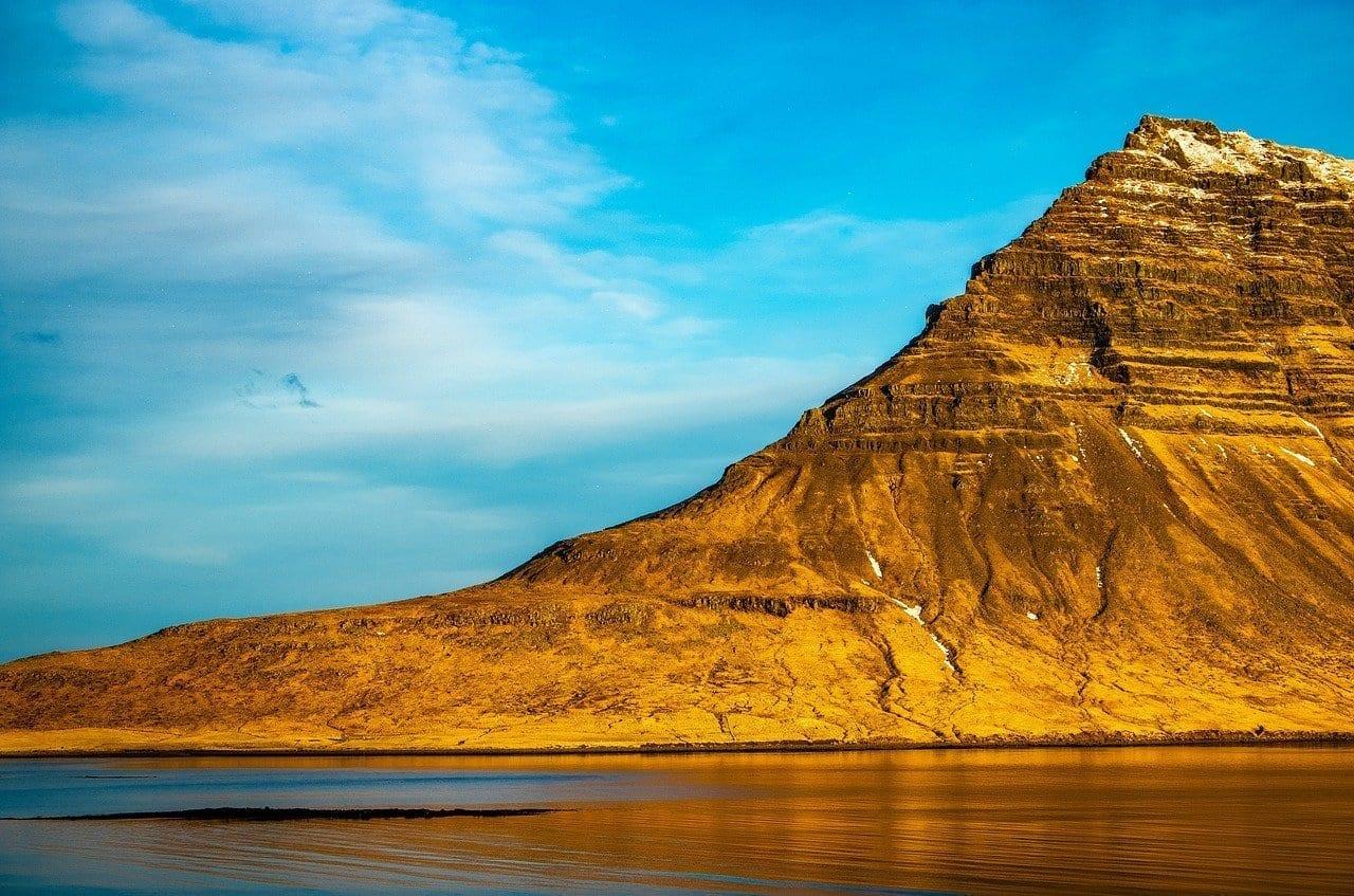 Islandia Vesturland Grundarfjörður Islandia